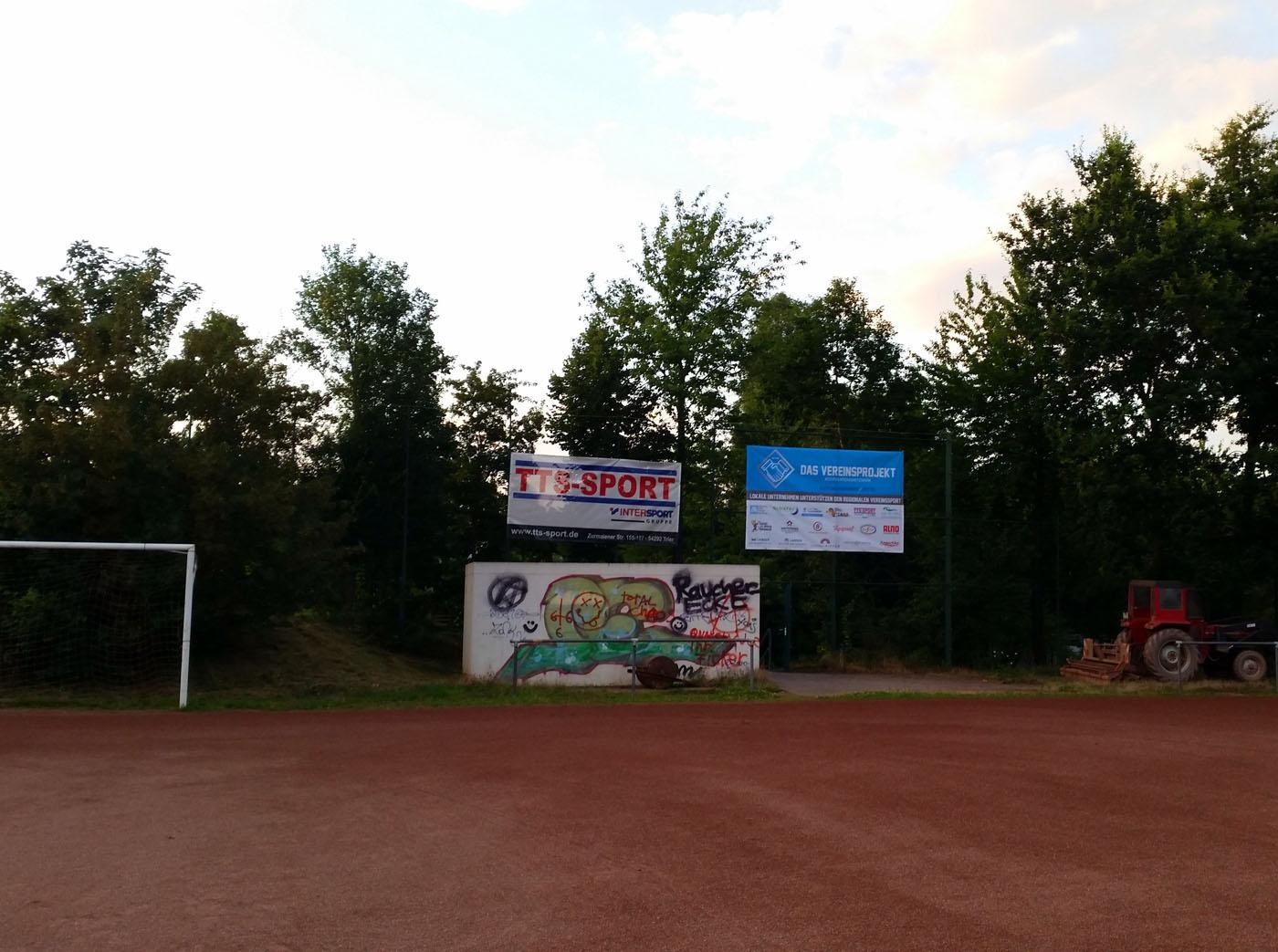Sportanlage SSG Mariahof
