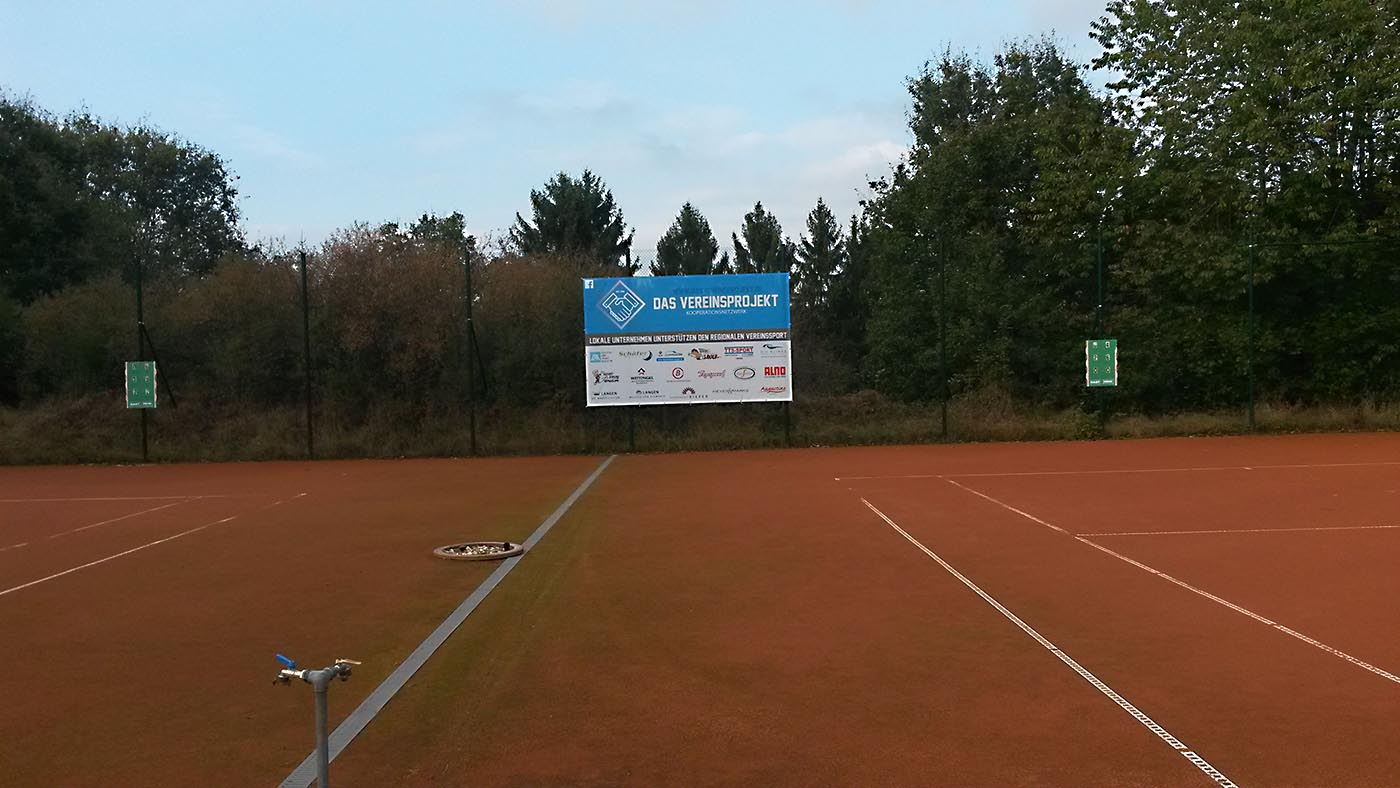 Tennisanlage Trier Irsch