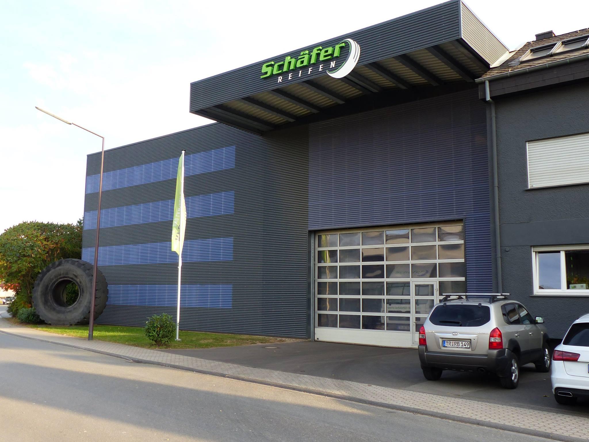 Das Vereinsprojekt » Schäfer Reifenfachhandel GmbH, 8.8.8
